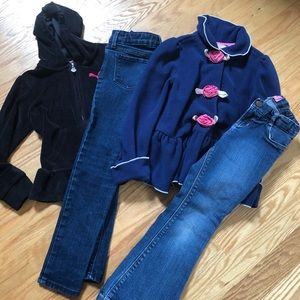 Other - Girls jeans and jackets